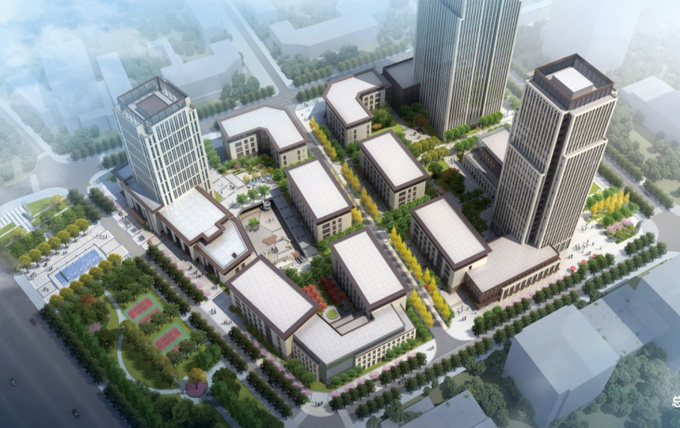 扬州软件园一期