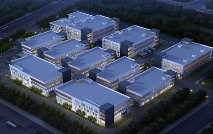 泰州科创中心产业化基地