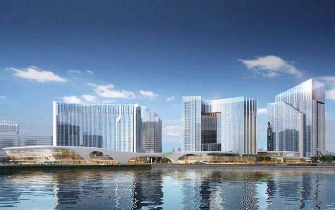 泰州数据产业园综合楼